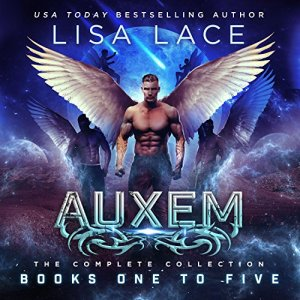 Auxem: The Complete Collection audiobook cover art