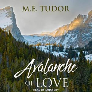 Avalanche of Love audiobook cover art