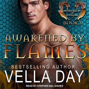 Awakened by Flames audiobook cover art