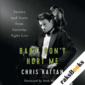 Baby, Don't Hurt Me audiobook cover art