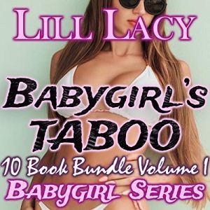 Babygirl's TABOO 10 Book Bundle audiobook cover art