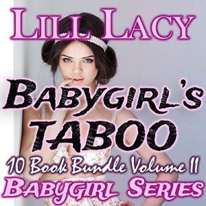 Babygirl's Taboo audiobook cover art