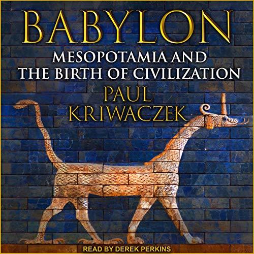 Babylon audiobook cover art