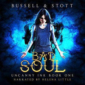 Bad Soul audiobook cover art