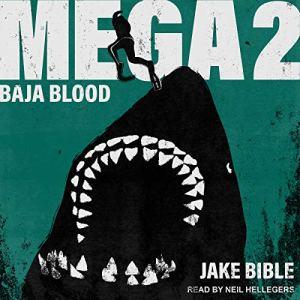 Baja Blood audiobook cover art
