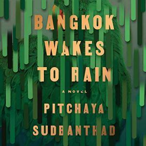 Bangkok Wakes to Rain audiobook cover art