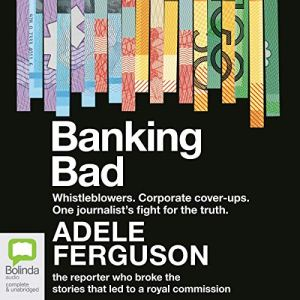 Banking Bad audiobook cover art