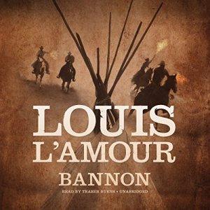 Bannon audiobook cover art