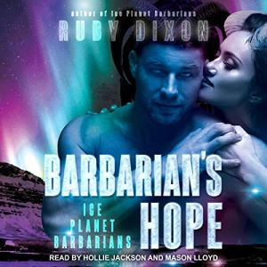 Barbarian's Hope audiobook cover art