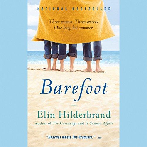 Barefoot audiobook cover art