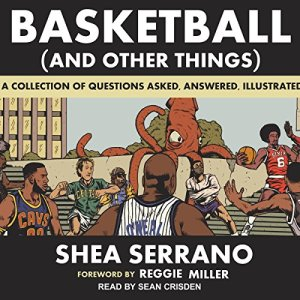 Basketball (and Other Things) audiobook cover art