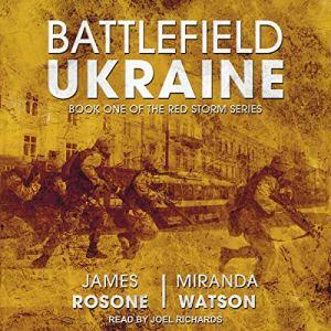 Battlefield Ukraine audiobook cover art