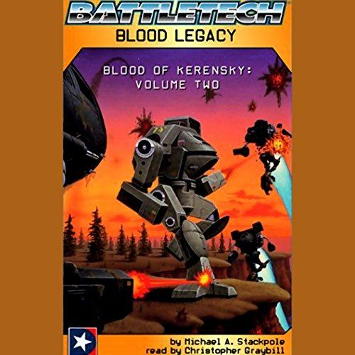 Battletech audiobook cover art