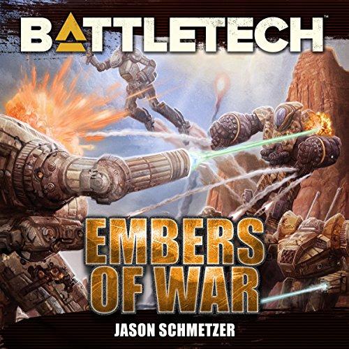 BattleTech: Embers of War audiobook cover art