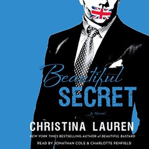Beautiful Secret audiobook cover art