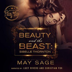 Beauty and the Beast: Not Quite the Fairy Tale, Volume 3 audiobook cover art