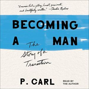 Becoming a Man audiobook cover art