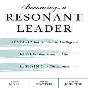 Becoming a Resonant Leader audiobook cover art