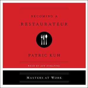 Becoming a Restaurateur audiobook cover art