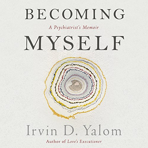 Becoming Myself audiobook cover art