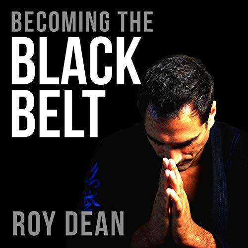 Becoming the Black Belt audiobook cover art