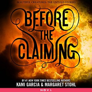 Before the Claiming audiobook cover art