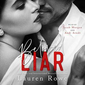 Beloved Liar audiobook cover art