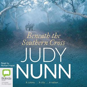Beneath the Southern Cross audiobook cover art