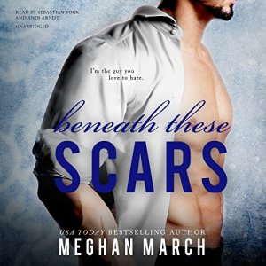 Beneath These Scars audiobook cover art