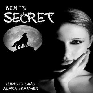 Ben's Secret: BBW Werewolf Pregnant Erotica audiobook cover art