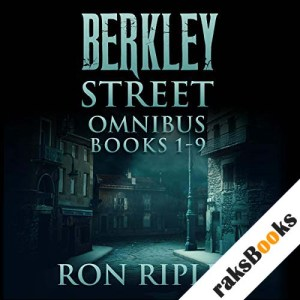 Berkley Street Series Books 1 - 9 audiobook cover art