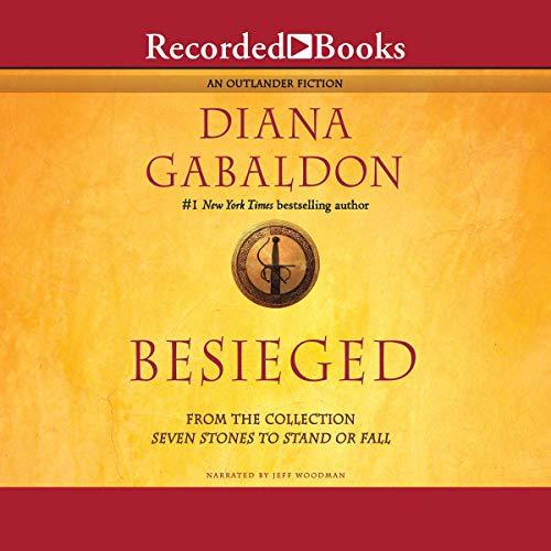 Besieged audiobook cover art