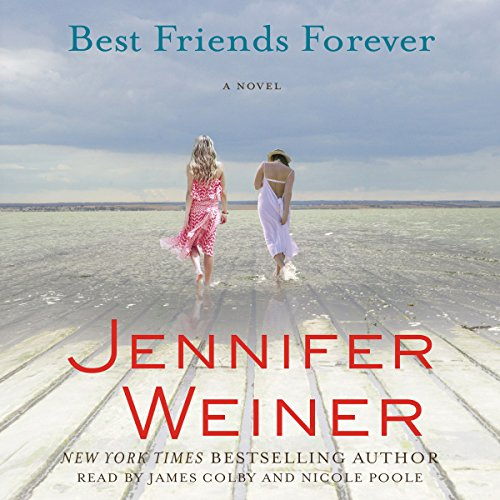 Best Friends Forever audiobook cover art