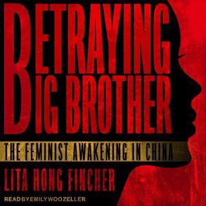 Betraying Big Brother audiobook cover art