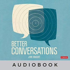 Better Conversations audiobook cover art
