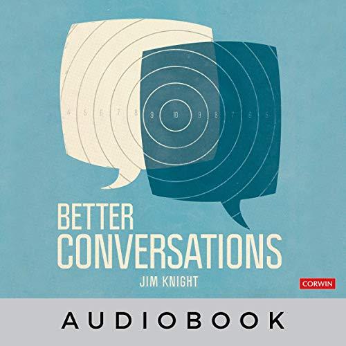Better Conversations audiobook cover art