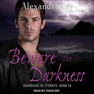 Beware the Darkness audiobook cover art