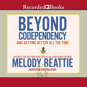 Beyond Codependency audiobook cover art
