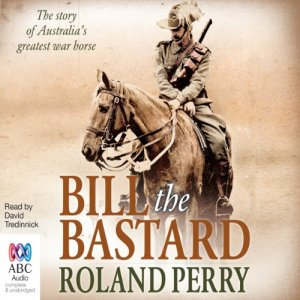 Bill the Bastard audiobook cover art