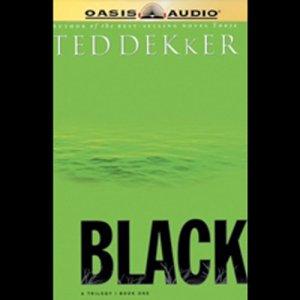 Black audiobook cover art