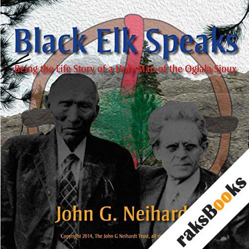 Black Elk Speaks audiobook cover art