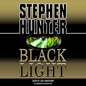 Black Light audiobook cover art