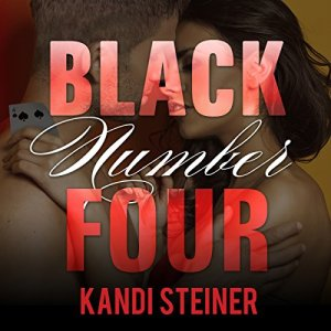 Black Number Four audiobook cover art