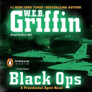 Black Ops audiobook cover art