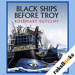 Black Ships Before Troy audiobook cover art