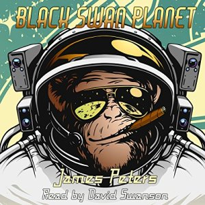 Black Swan Planet audiobook cover art
