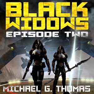 Black Widows: Episode 2 audiobook cover art