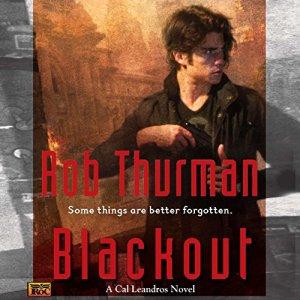 Blackout audiobook cover art
