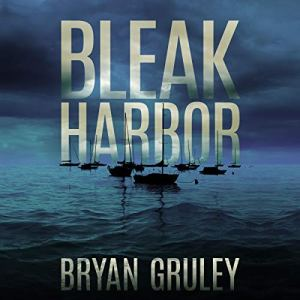 Bleak Harbor audiobook cover art