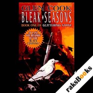 Bleak Seasons audiobook cover art